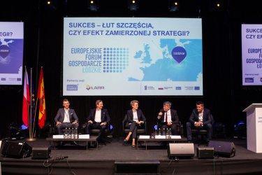 Trwa Europejskie Forum Gospodarcze