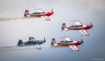 Piotrkowskie święto lotnictwa