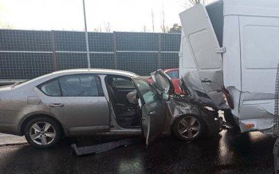 Niebezpieczny piątek na drogach regionu. Wypadki na DK 91 oraz DK 12