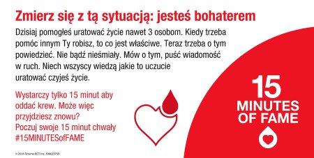 Będą oddawać krew w ZSP 2