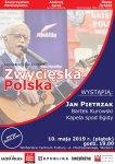 Jan Pietrzak wystąpi w Wolborzu