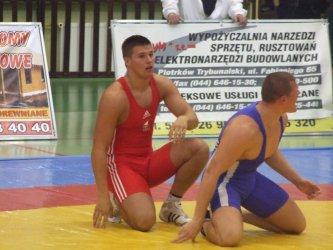 AKS Piotrków ze złotym medalem drużynowych mistrzostw Polski juniorów