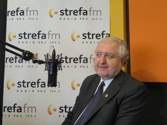 Prof. A. Rzepliński w radiu o J. Kaczyńskim i A. Macierewiczu