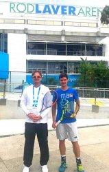 Kamil Majchrzak nie awansuje do Australian Open