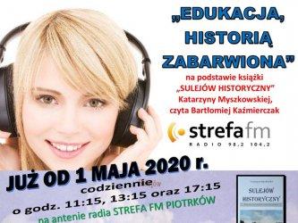 875 lat w formie audiobooka na antenie Radia Strefa FM i w internecie