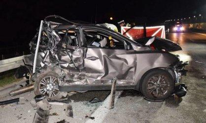 Śmiertelny wypadek na S8, ucierpiało m.in. 5-letnie dziecko [Aktualizacja]