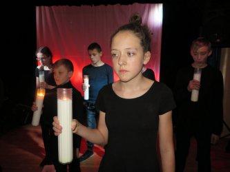 Uczniowie z SP nr 8 w Piotrkowie świętowali