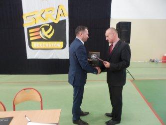 Bełchatowska PGE Skra będzie szukać talentów w Gorzkowicach