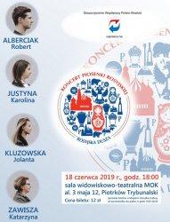 Kolejny koncert piosenki rosyjskiej w Piotrkowie