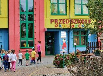 Przedszkole Okruszek ogłasza nabór
