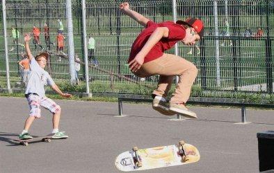 Nie można korzystać z piotrkowskiego skateparku