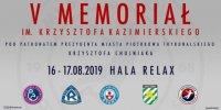 Międzynarodowy turniej piłki ręcznej w Piotrkowie