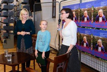 Maja Popielarska gościła w Piotrkowie