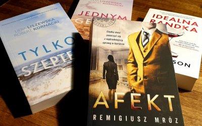 Książka na weekend - nowe przygody Joanny Chyłki i powieści z Bełchatowa