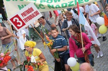 Piotrkowscy pielgrzymi wrócili z Jasnej Góry