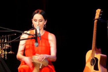 Renata Przemyk na Festiwalu Uśmiechu