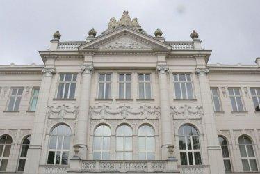 Jedyny taki pałac w mieście