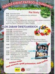 Znajdź kwiat paproci w Sulejowie!
