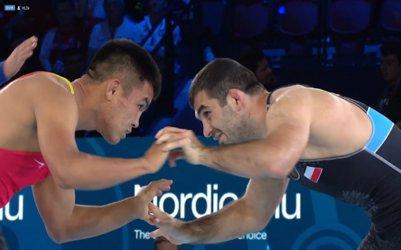 Murad mistrzem świata!
