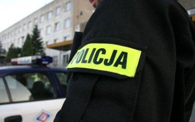 Piotrkowscy policjanci protestują