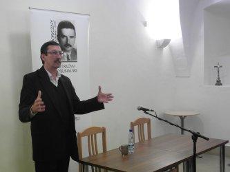Profesor Żaryn z wykładem w Piotrkowie
