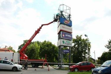Otwierają nowy skwer handlowy w Piotrkowie