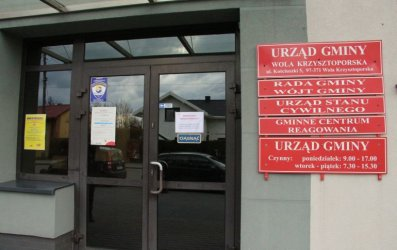 Od poniedziałku Urząd Gminy zamknięty dla interesantów