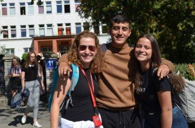 Międzynarodowe spotkanie młodzieży w II LO