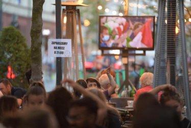Restauratorzy z Łodzi: może podczas EURO uda się odrobić straty z pandemii