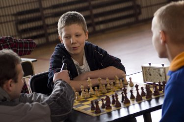 OSiR: Uczniowie rozegrali Turniej Szachowy