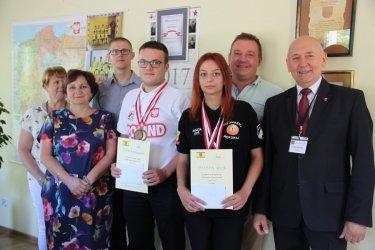 Nagrody Wójta dla młodych bilardzistów