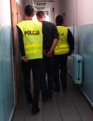 Pijany kierowca groził policjantom