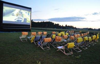Kino letnie i escape roomy w kilku miastach naszego województwa