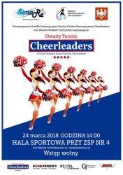 I otwarty turniej Cheerleaders w Piotrkowie