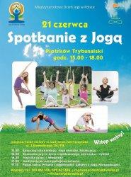 Spotkaj się z jogą w Piotrkowie!