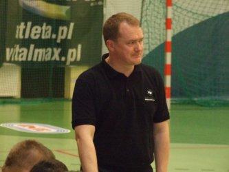 Piotr Dropek przestał być trenerem Piotrkowianina
