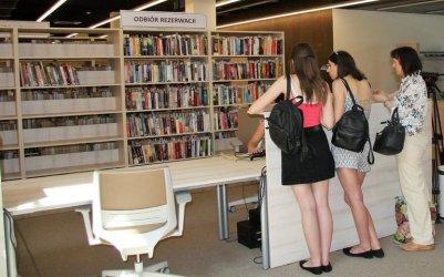 Na razie nie wypożyczysz książek. Trwa aktualizacja systemu