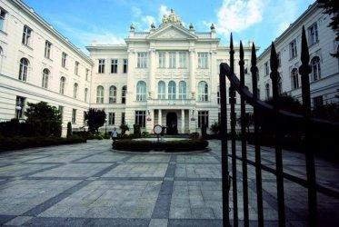 Protesty w piotrkowskich sądach