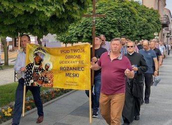 Po raz 27. odmawiali różaniec na ulicach Piotrkowa