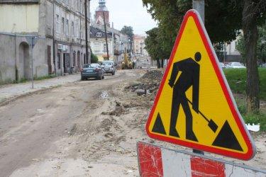 Budowy w mieście niedostatecznie zabezpieczone?