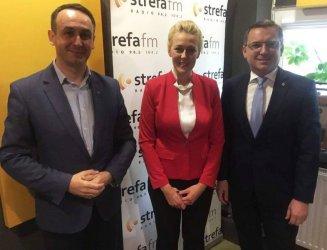Debata wyborcza w Radiu Strefa FM Piotrków (POSŁUCHAJ)