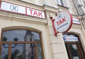 Tak dla Piotrkowa tylko na wybory?