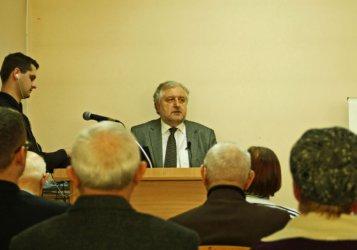 Andrzej Rzepliński z wizytą w Piotrkowie