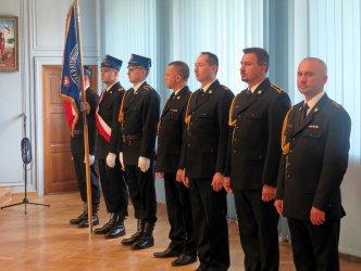 Piotrkowscy strażacy świętują