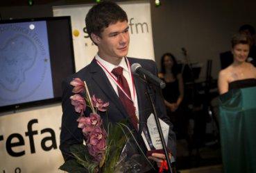 Kamil Majchrzak najlepszym sportowcem roku 2013