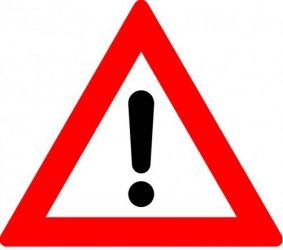 OSTRZEŻENIE POGODOWE STOPNIA 2 07.07.2012 -  21:00