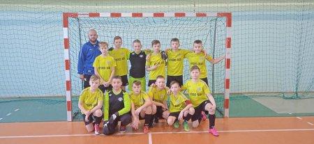 Najmłodsi piłkarze LKS Wola Krzysztoporska zwyciężyli w turnieju