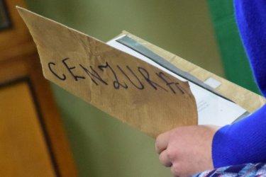 W Gimnazjum nr 4 czytają... zakazane książki