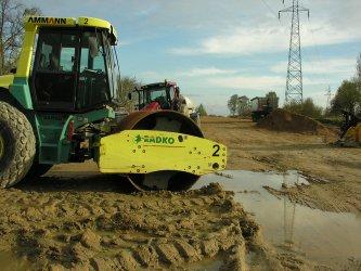 Radomsko: Powrót na budowę obwodnicy