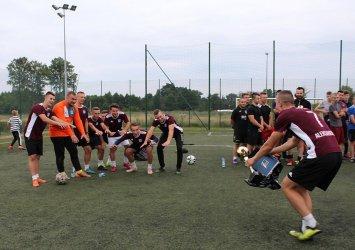 Piłkarze-amatorzy rywalizowali podczas Piotrkowski CUP 2021